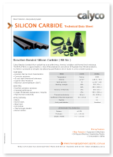 reaction-bonded-silicon-carbide
